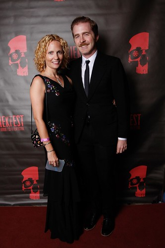 Shriekfest Red carpet