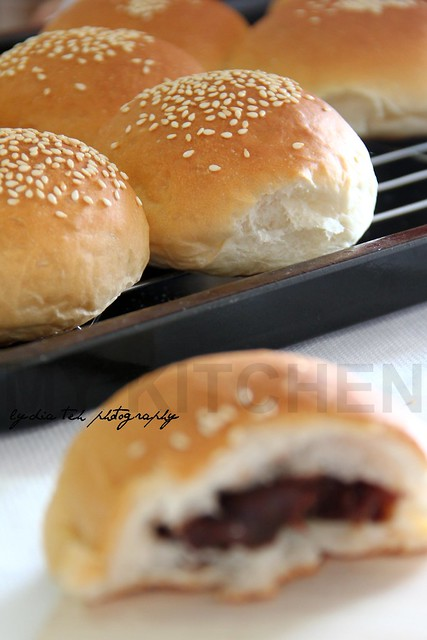 Red Bean Bun
