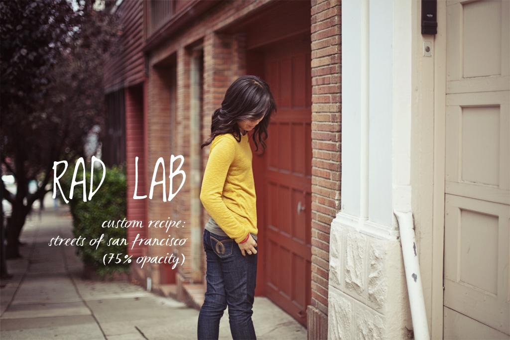 Bethany : Rad Lab