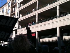 OccupyMKE---6 (WisconsinJobsNow) Tags: march action protest parade solidarity equality chasebank occupy massaction internationaldayofaction wiunion wearethe99percent occupymilwaukee occupymke marchonbanks mandibank