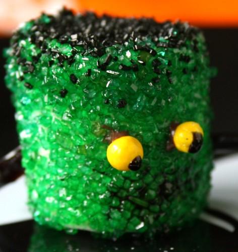 Taste of Home's Frankenstein Marshmallows