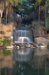 Waterfall @ Kershaw Gardens (bloke28) Tags: nikon g 1855mm nikkor afs dx f3556 d5100