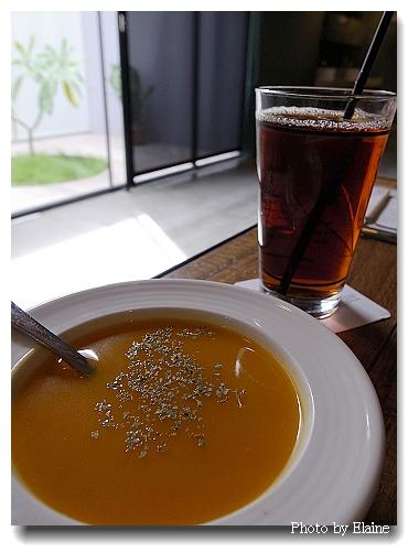 薄多義南瓜湯