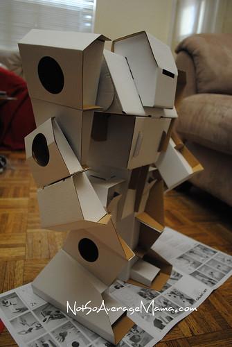 CALABOT, Robot Kit
