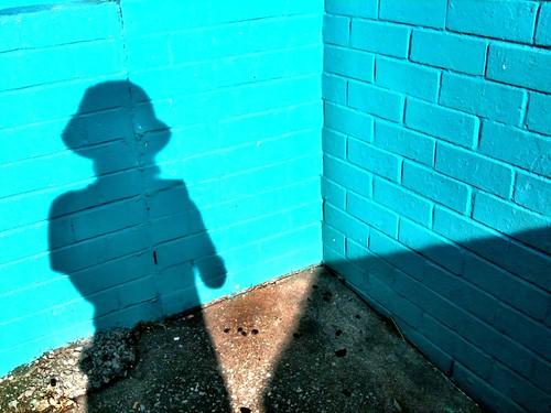 Shadow Rantz with Blue by Rantz