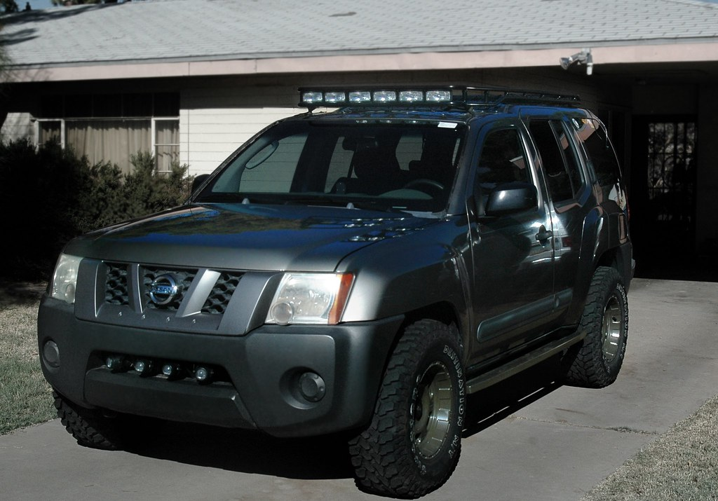 Full Roof Rack Replacement For 2nd Gen Xterra Page 22