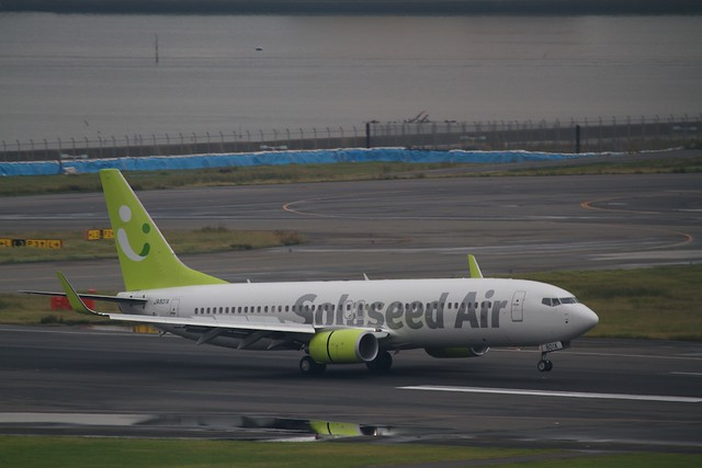 Soraseed Air B737-800