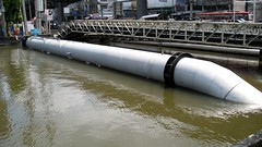 Bangkok Floods - Ngam Wong Wan area (22 Oct 2011 - 3)