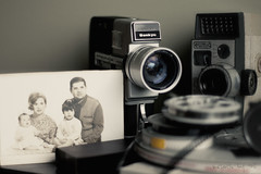 03/52 De cine {2} (Instants by Sil {}) Tags: action cine nostalgia 8mm infancia lvb