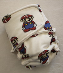 Mario One-Size Fitted