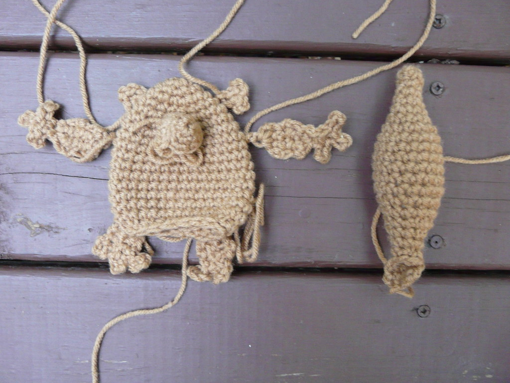 The Worlds Most Recently Posted Photos Of Crochet And Squirrel