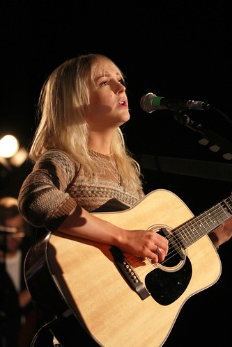 Laura Marling at Manchester Cathedral