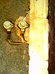 switch off or switch on ? (dimitra_milaiou) Tags: life old light 2 two people white color art love lines architecture greek switch design living nokia rust europe paint day factory village wine time steel hellas lifestyle athens line winery greece electricity claus minimalism shape parallel pure crisis metalic accesories patras patra peloponissos dimitra hellenic x6 achaea achaia clauss ελλαδα δυο πελοπονησσοσ πελοπόνησσοσ yellowandrust δημητρα milaiou δημητραμηλαιου μηλαιου