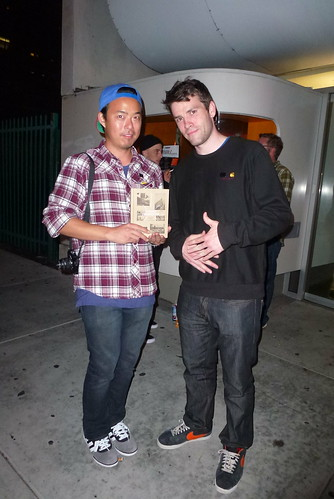 Hovin Wang and Phil Evans @ Format Perspective by Michael C. Hsiung