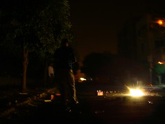 Chakree (Adrakk) Tags: india festival fireworks cracker diwali firecracker ptard inde feudartifice pataka dipavali
