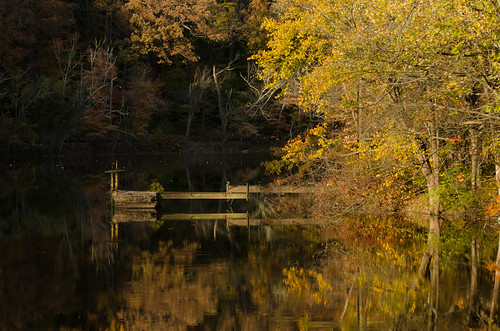 Old Pump Station, Campbells Pond  #autumn