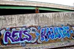 Rels Kwote (36th Chamber) Tags: wall graffiti fame nj rels kwote