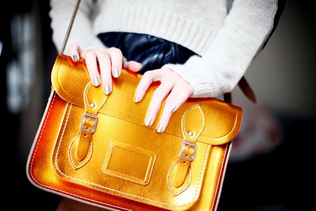 Cambridge Satchel Compagny bag - Chanel Peridot 02