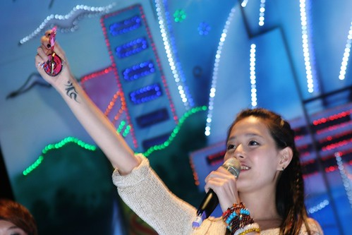 Popular singer Deserts Chang is this year's 'Rainbow Ambassador'