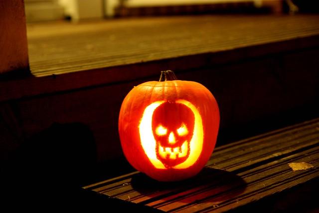 Niilo's pumpkin