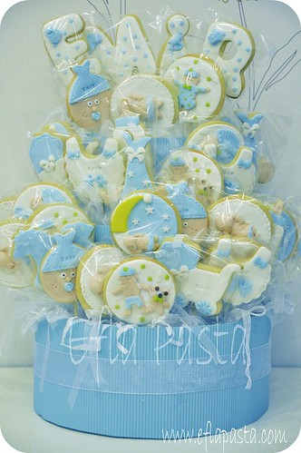 Baby Shower Cookies Emir