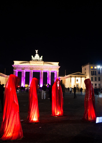 festival of lights - Berlino