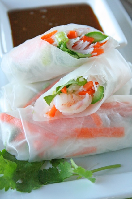 Spring Rolls 1 small