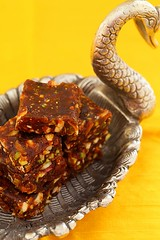 Dry Fruit Burfi (Anushruti RK) Tags: festival sweet nuts treat diwali sugarfree dryfruits heathy burfi traditionalindian