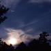 薄雲の遮光