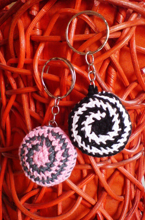 Candy Key Chain