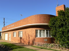 Ambulance Station, Griffith