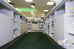 Dispensary furniture 1 (Yorkline) Tags: pharmacy shopfitting modernpharmacy pharmacyshopfitters yorkline njlyorkline