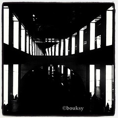 Black VS White series (Bouksight) Tags: blackandwhite abstract architecture contrast square photography noir noiretblanc squareformat abstraction ombres iphone lomofi blackwhitephotos iphonephotography iphoneography iphone3gs instagramapp xproii uploaded:by=instagram instragram instagramer instagramuser instagramhub