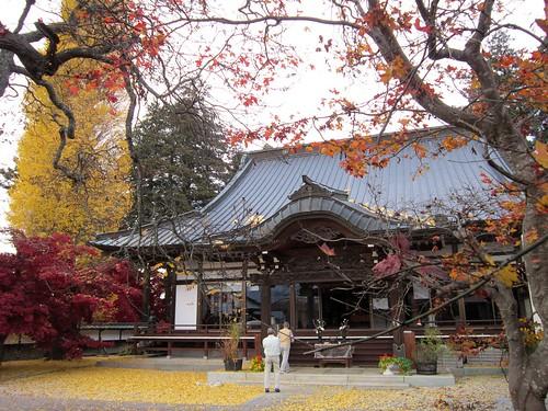 長円寺本堂 2011年11月8日 by Poran111