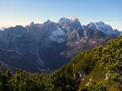 A nord del Fuart e del Montasio (chripell) Tags: italy udine friuliveneziagiulia montere rabil predil alpigiulie