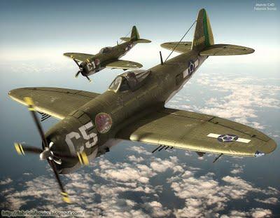 Montagem gratificante P-47 Thunderbolt Do Kit ao AR - Página 4 6329616663_a98e08e479_o