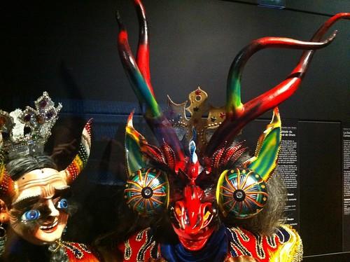 Diablada Mask @ Musee de quai Branly