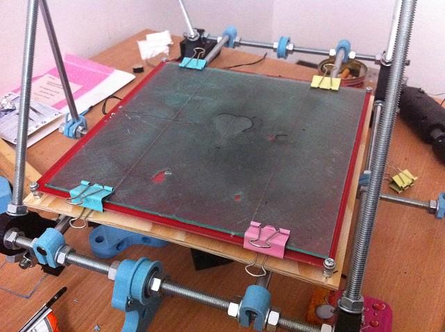 RepRap: Blog: Prusa Iteration 2
