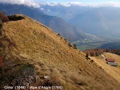 Cima d'Aspra e Alpe Aspra (lemiavuncia) Tags: aspra naseri gnosca cimadaspra valledignosca