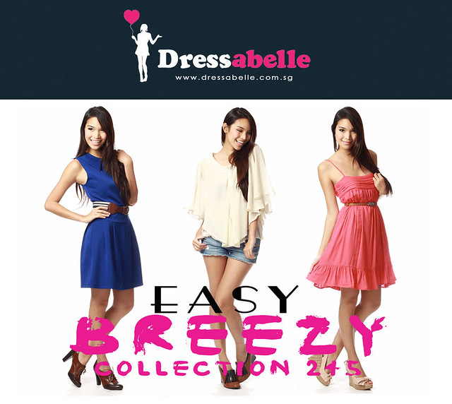 DRESSABELLE.livejournal.com - One of Singapores top three most visited blogshops