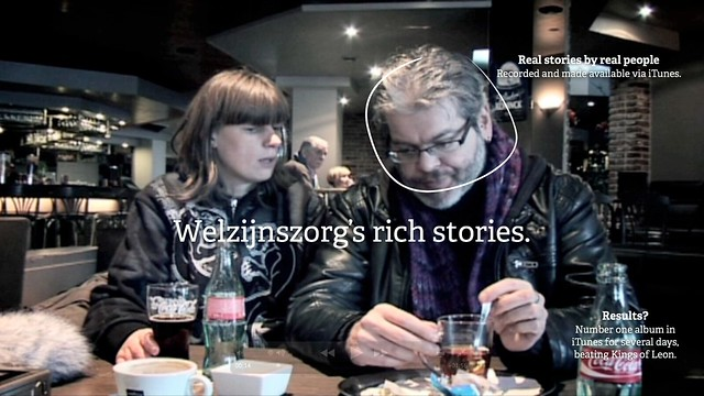 Welzijnszorg's rich stories