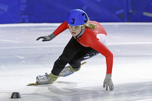 Shorttrack KNSBcup 1