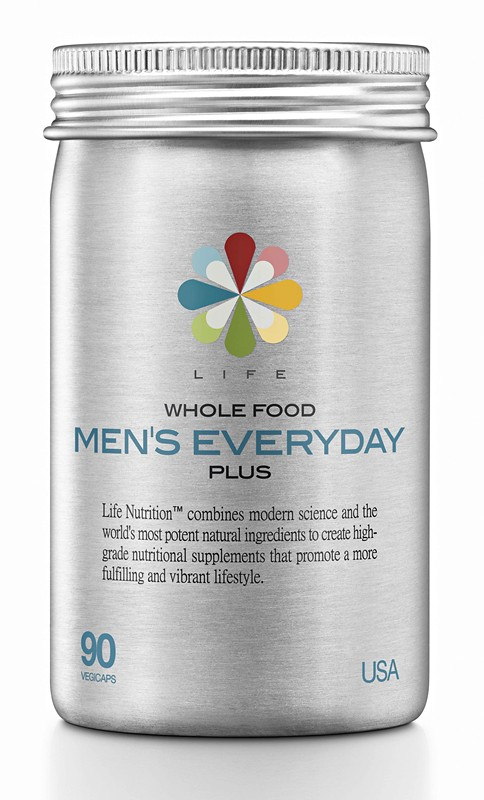 Life Nutrition Men's Everyday