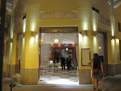 Exterior del Restaurante Kirei - Teatriz