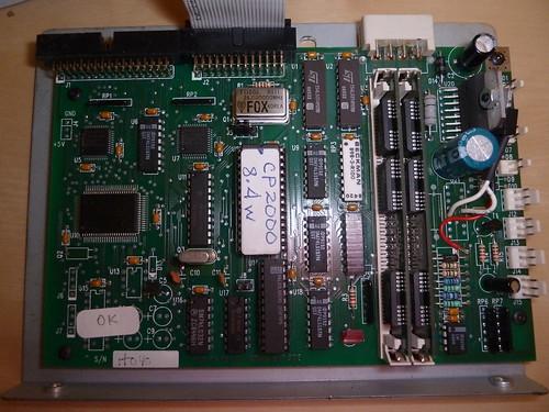 CopyPro 2000 Controller Board#1