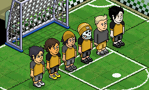 Equipo Atlethic HABBO F.C.