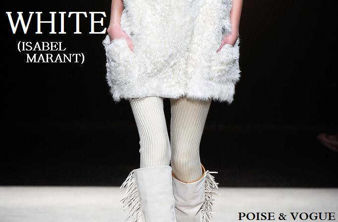 Trends FW11 White