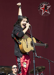 Gogol Bordello - Orlando Calling Music Festival -  Orlando, FL - November 12, 2011