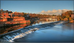 CHESTER WEIR (Shaun's Nature and Wildlife Images....) Tags: england chester shaund