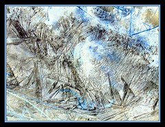 Winter's Requiem (Walter A. Aue) Tags: winter canada ice novascotia invert digitallymodified walteraaue